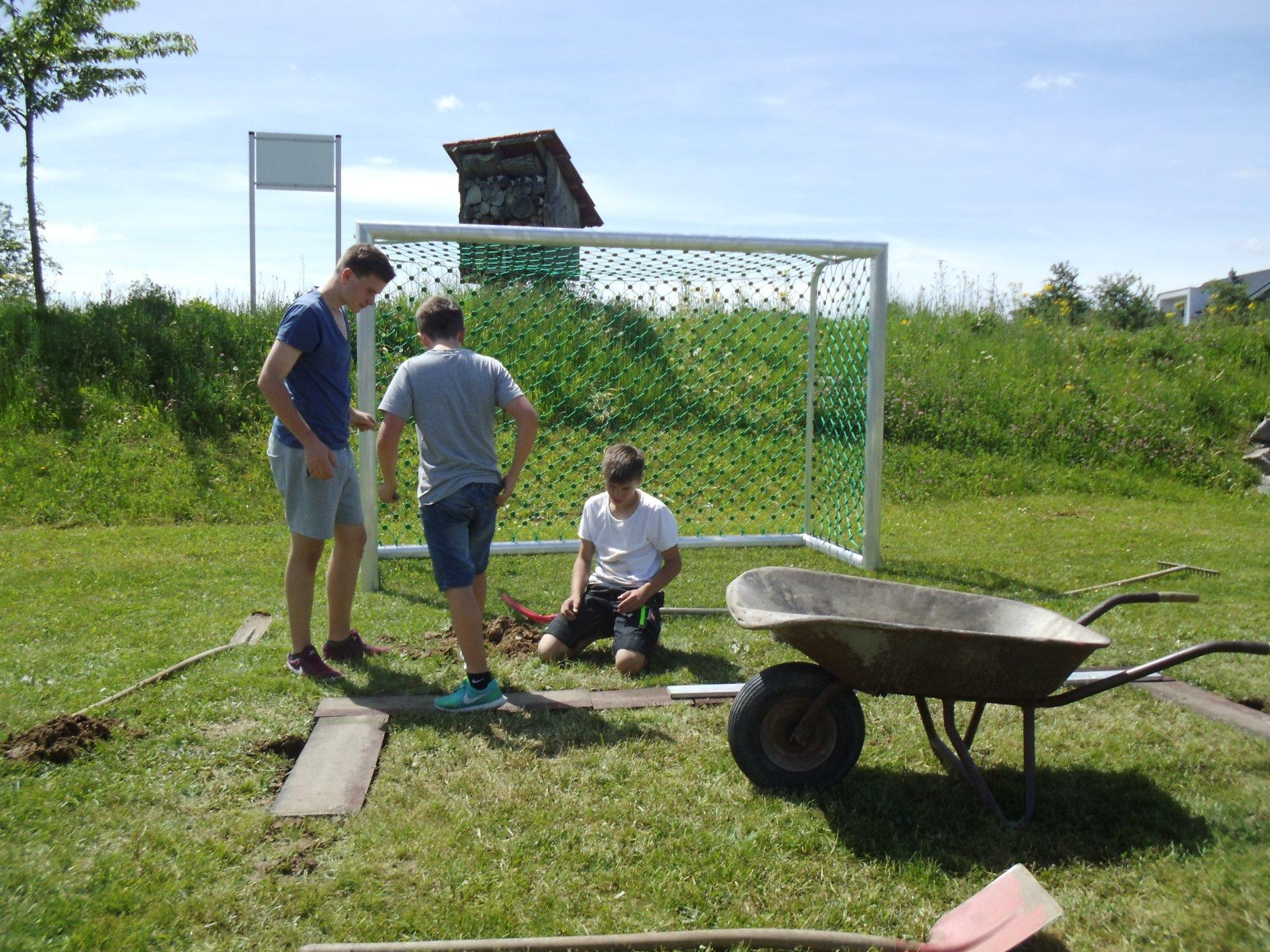 Ein Projekt der Jugendbeteiligung Steißlingen