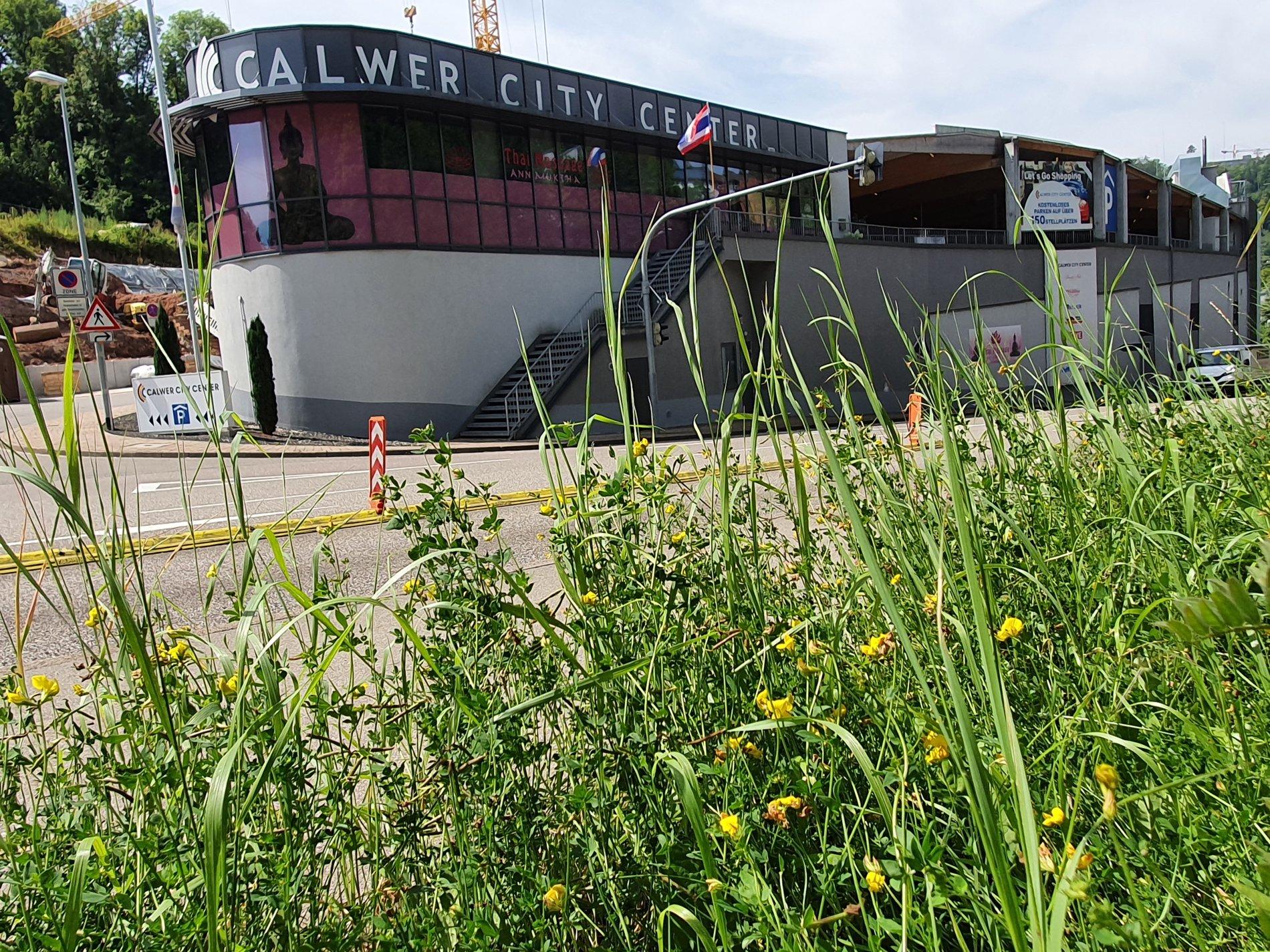 Parkhaus Calwer City Center