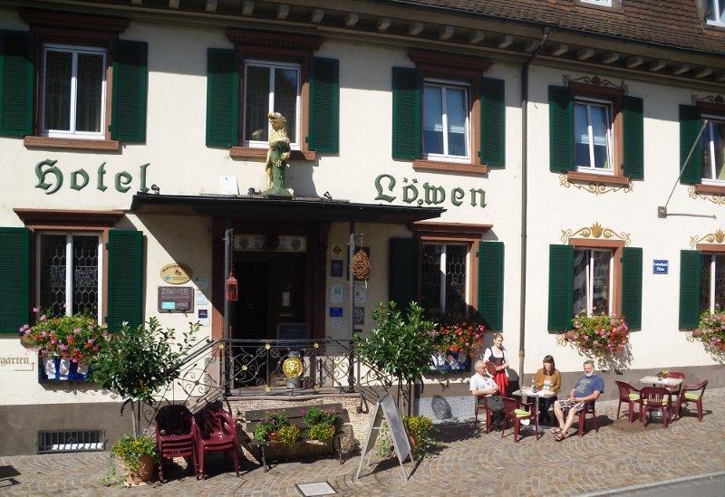 Zimmermenü Hotel Restaurant Löwen in Zell im Wiesental