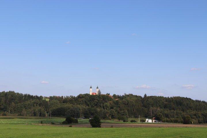 Wanderwege rund um das Kloster Roggenburg