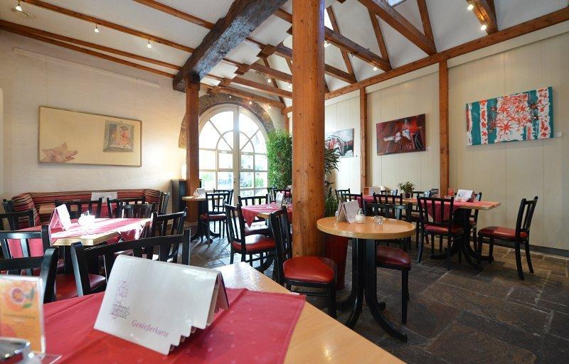 Innenansicht Café Kehrle