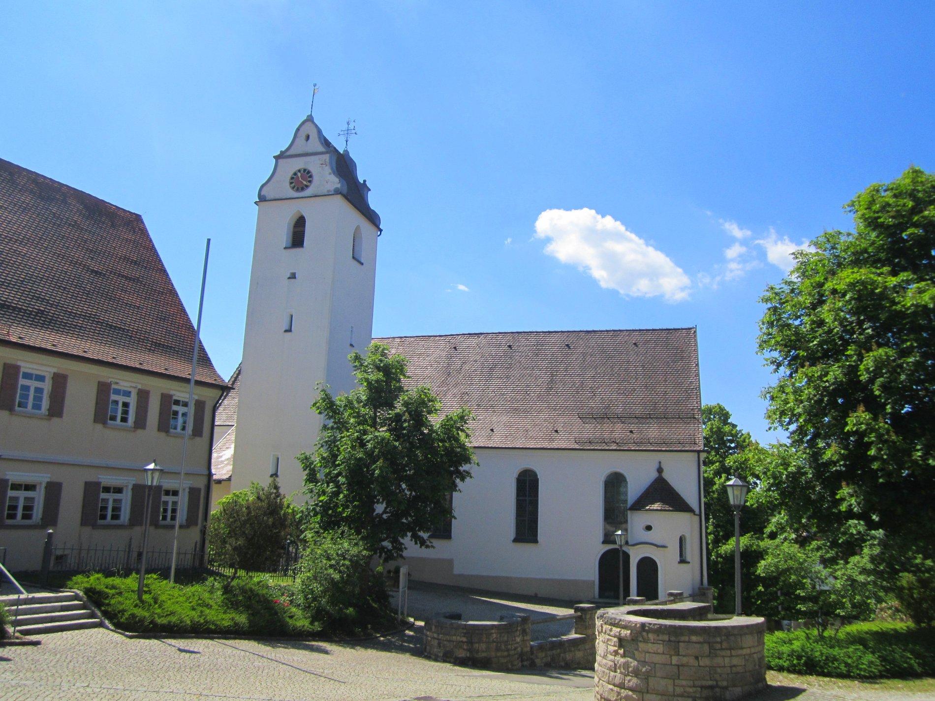 Kirche in Schörzingen