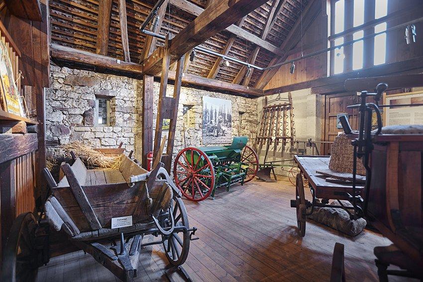 Landwirtschaftsmuseum Ötlingen