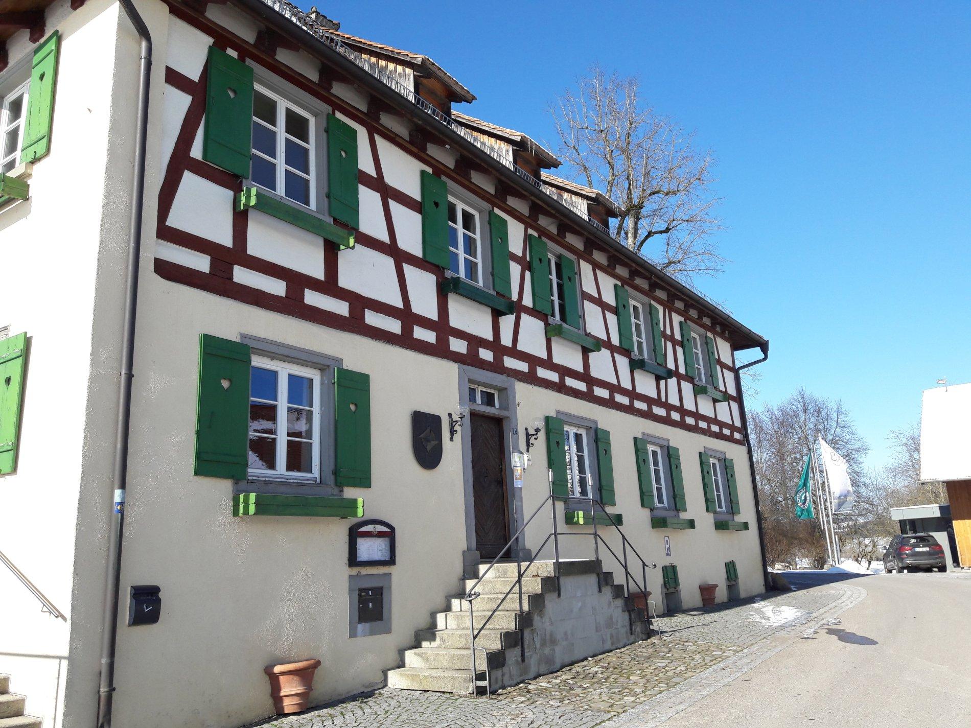 Fachwerkhaus Gasthof Lugenhof