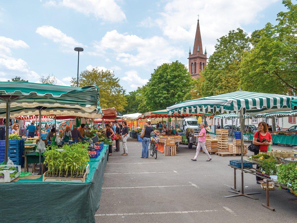 Höchst Wochenmarkt