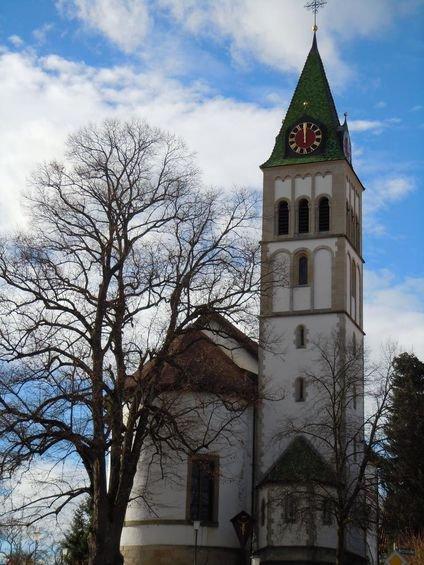 Kirche St. Silvester Erlaheim