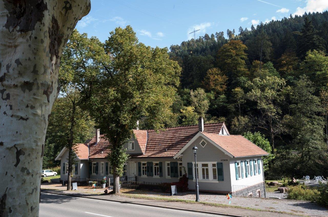 Genießen Sie die Auszeit im badhaus 1897 in Bad Liebenzell!