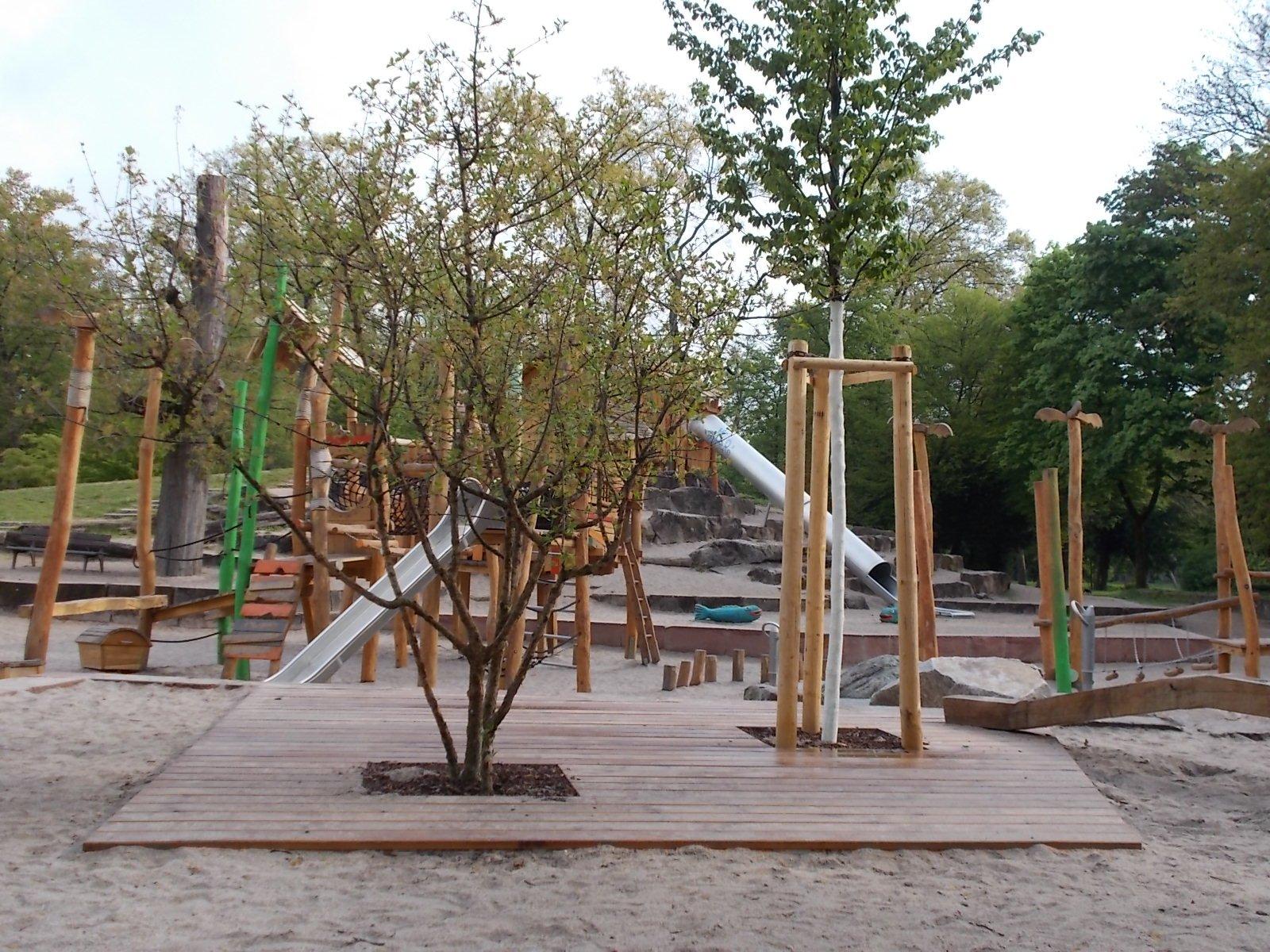Spielplatz am Fasanengarten