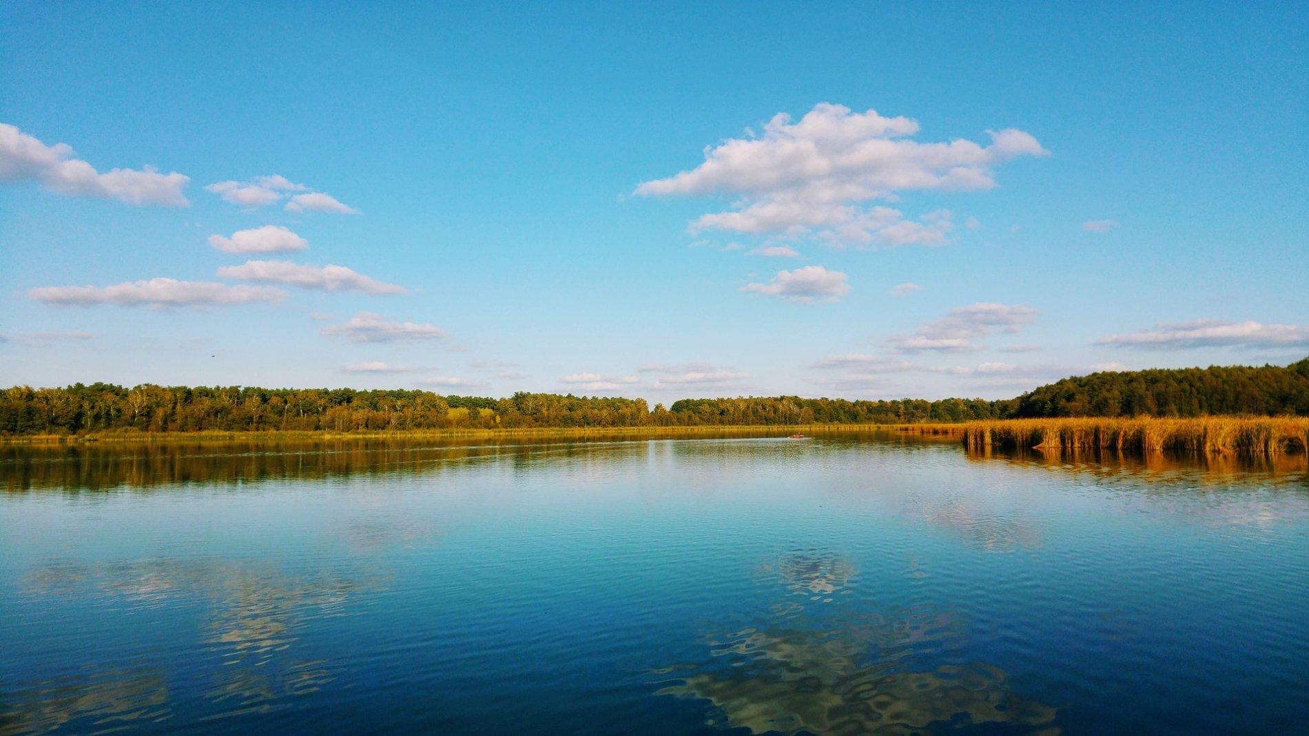 Seenlandschaft im Barnimer Land
