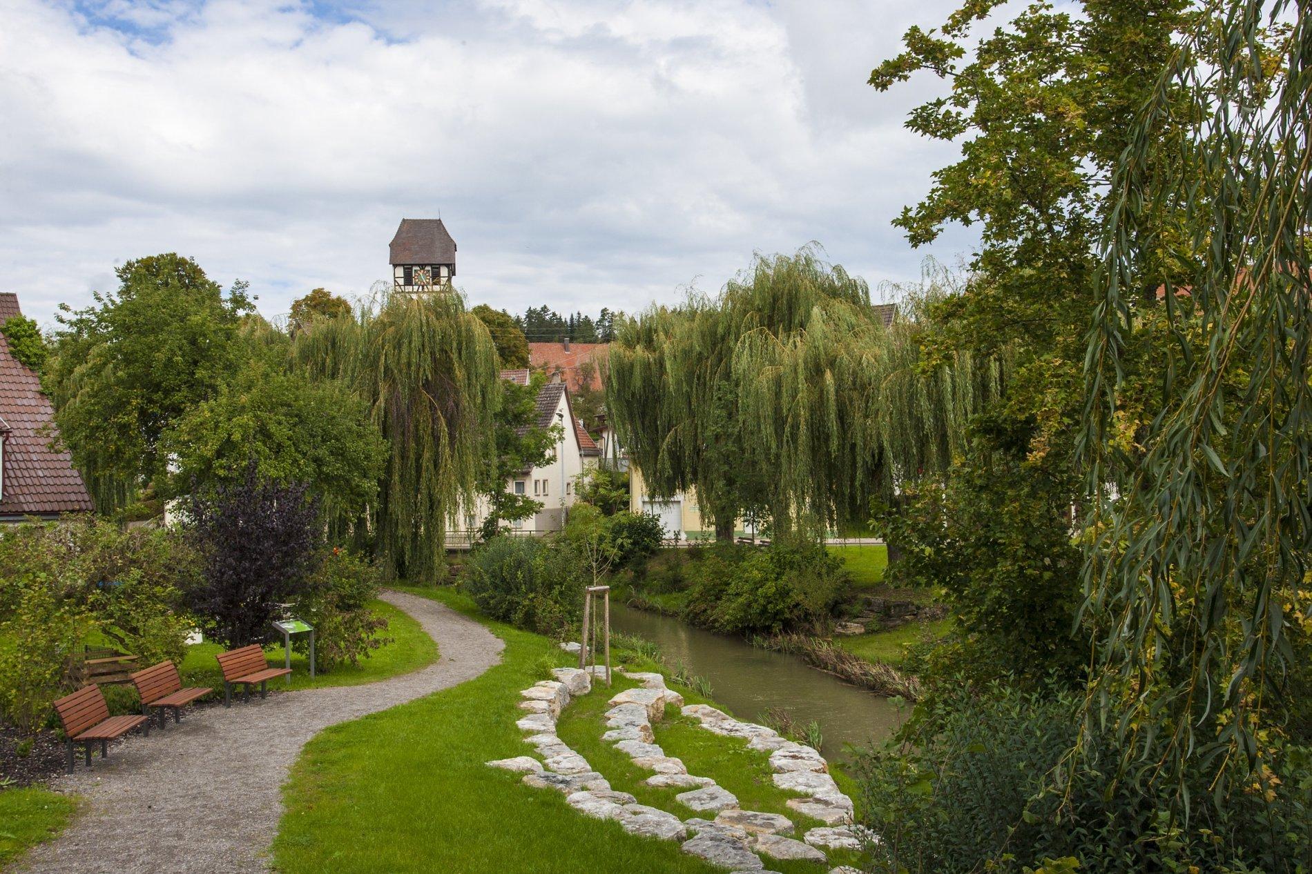 Bergbauspielplatz SchieferErlebnis Dormettingen