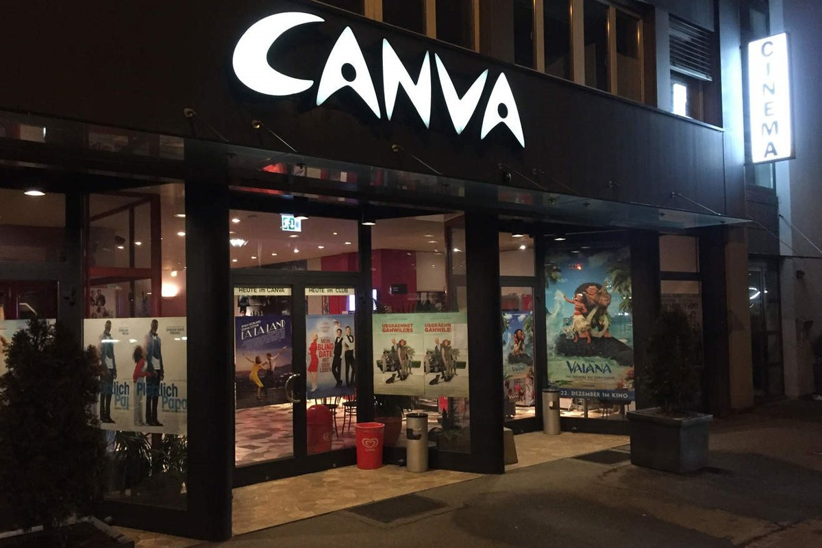 Kino Canva Club