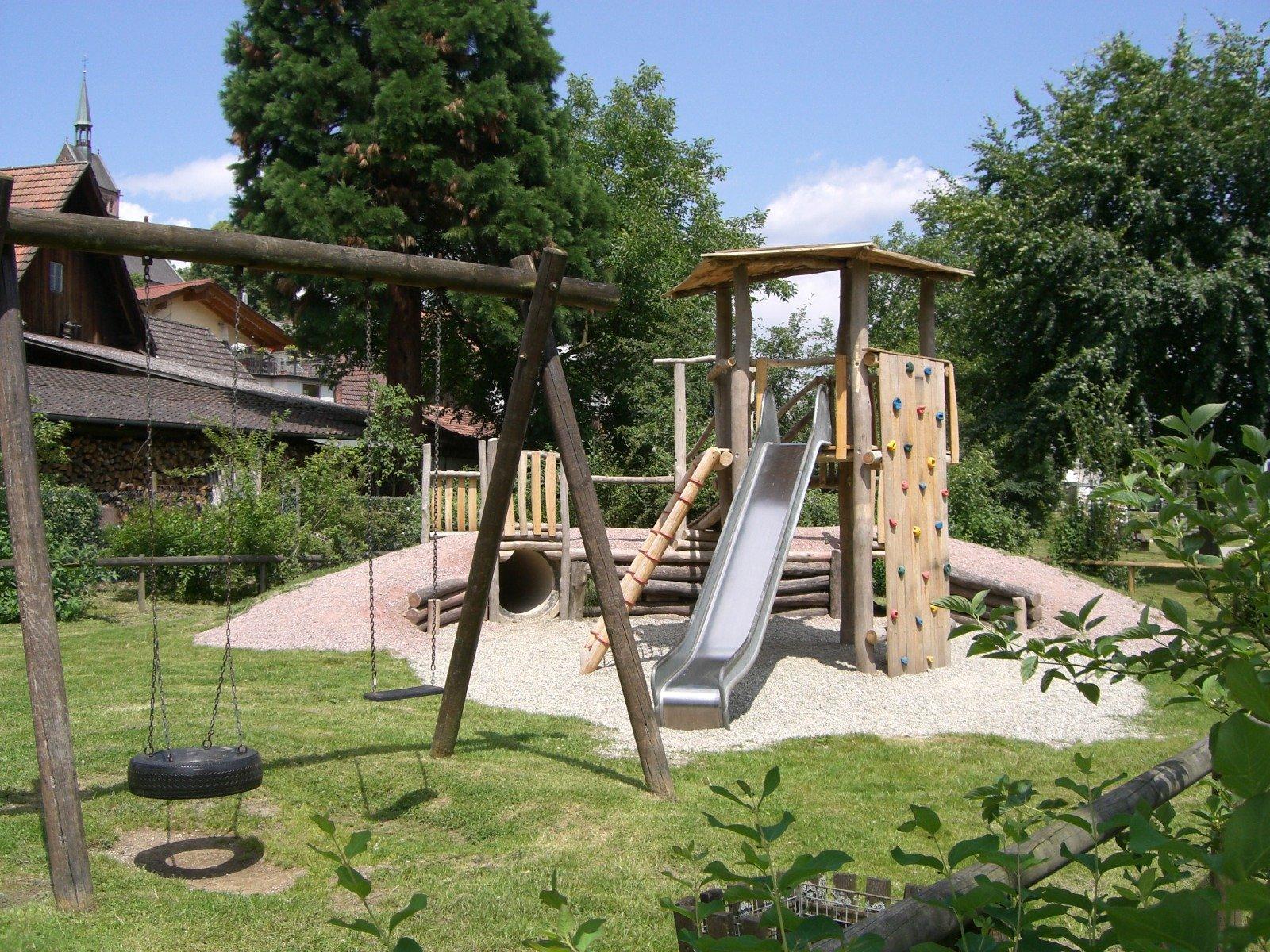 Spielplatz Kurgarten Waldulm