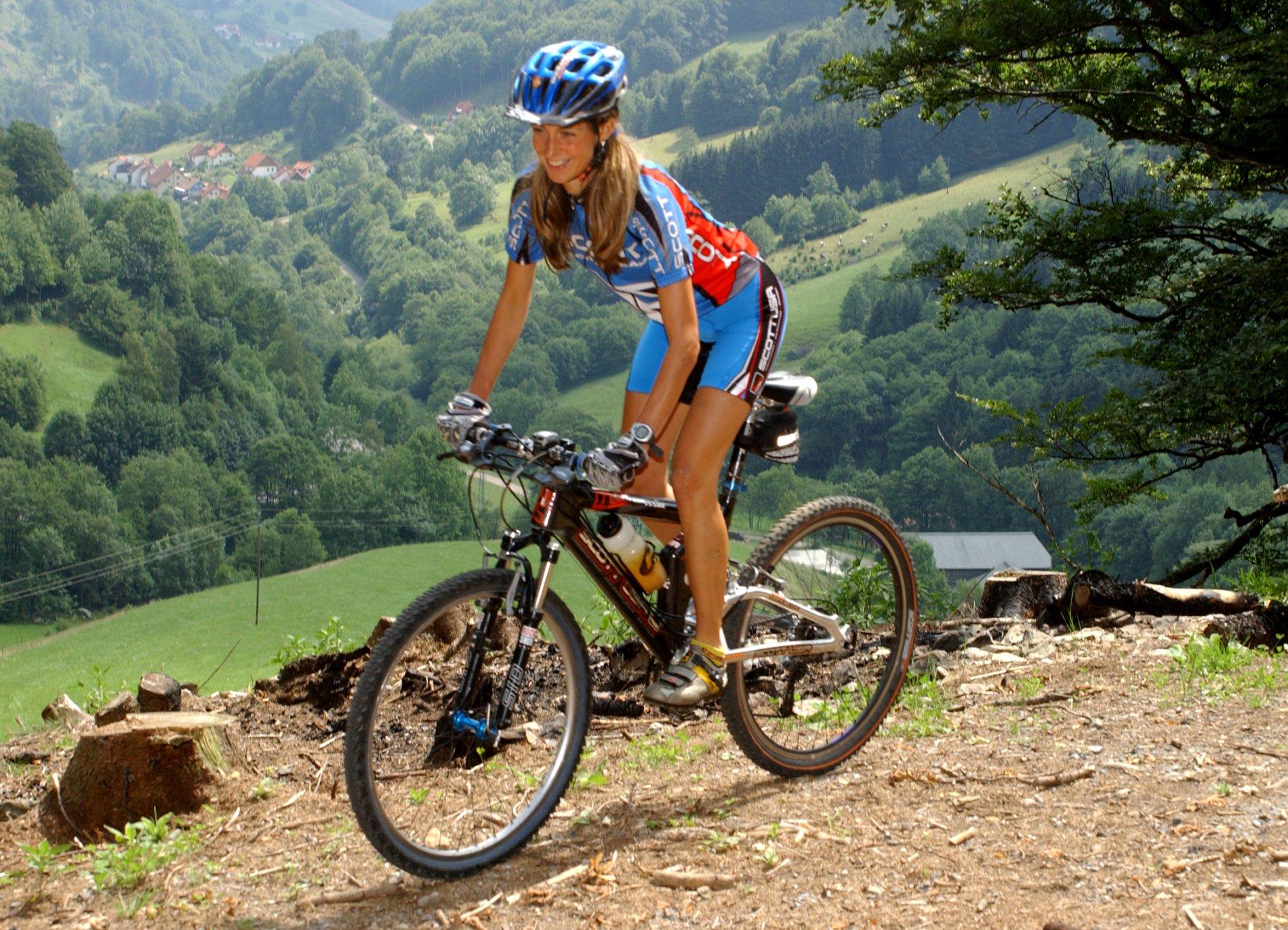 Biken in der Bergwelt Todtnau