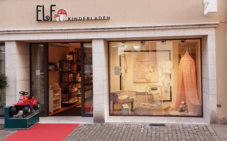 Kinderladen Elf Solothurn aussen