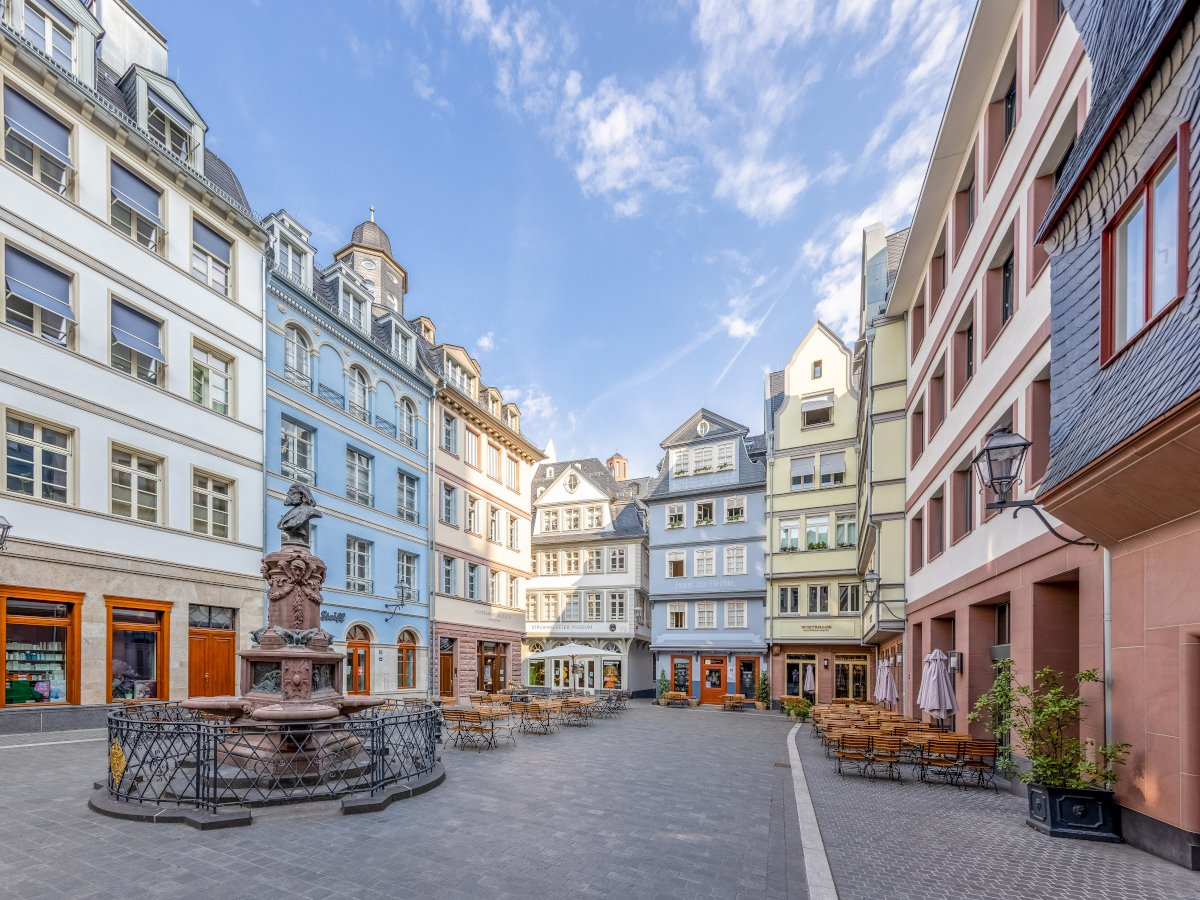 New Frankfurt Old Town - Hühnermarkt