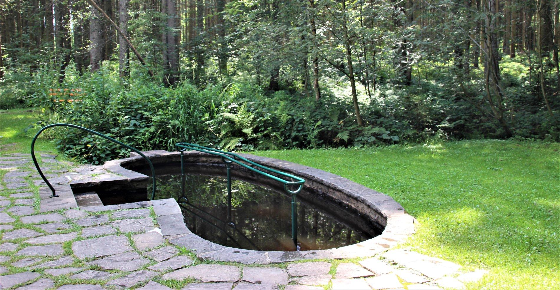 Wassertretstelle Bruggerwald