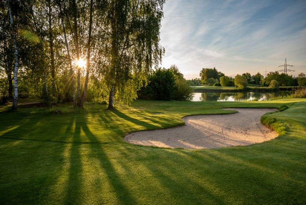 Golfanlage bei Straubing