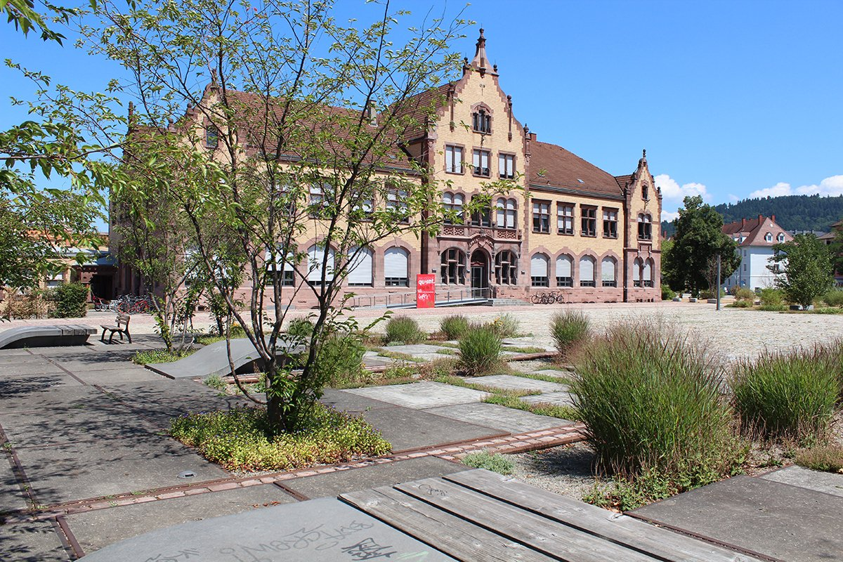 Freiburg Güterbahnhof