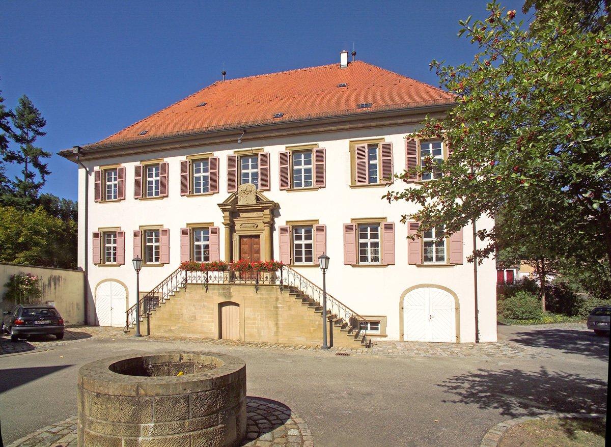 St. André'sches Schlösschen Bad Friedrichshall