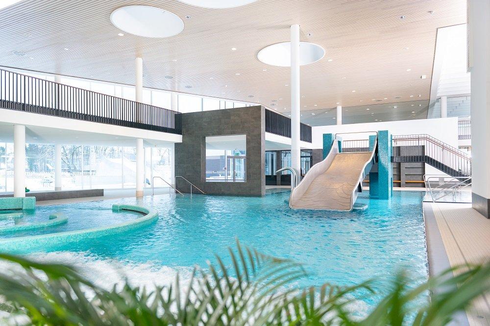 Erlebnis Schwimmbad fresch Innenbereich