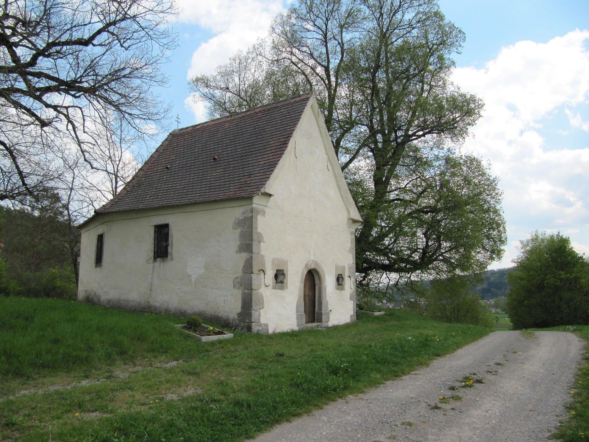 Kapelle am Rundweg Hochburg