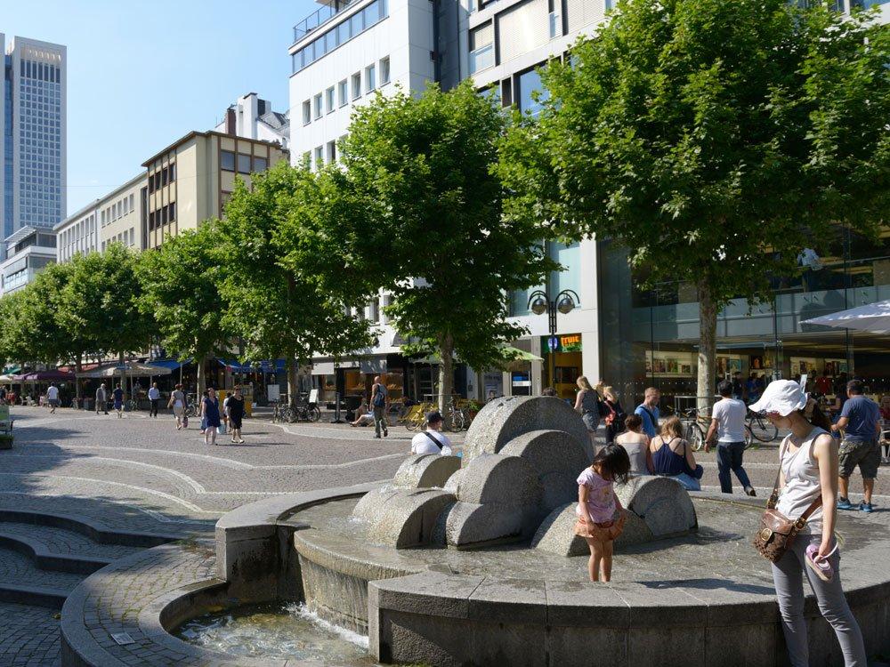 Freßgass-Brunnenn (Fressgass-Fountain)