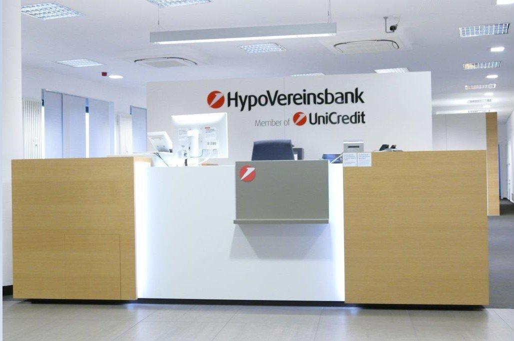 HypoVereinsbank Tresen