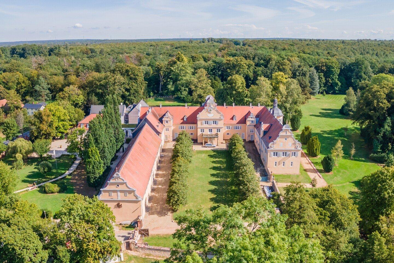 Darmstadt - Jagdschloss Kranichstein
