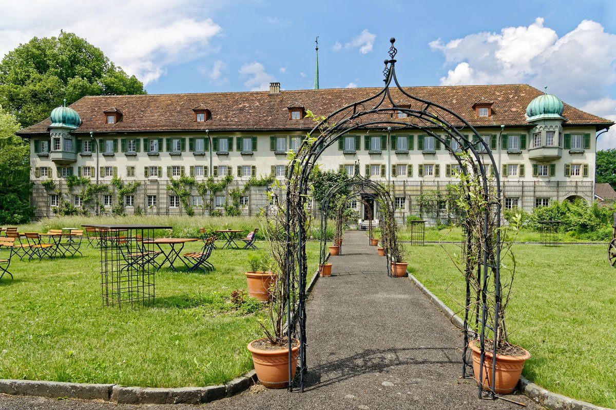 Kapuzinerkloster Solothurn Garten