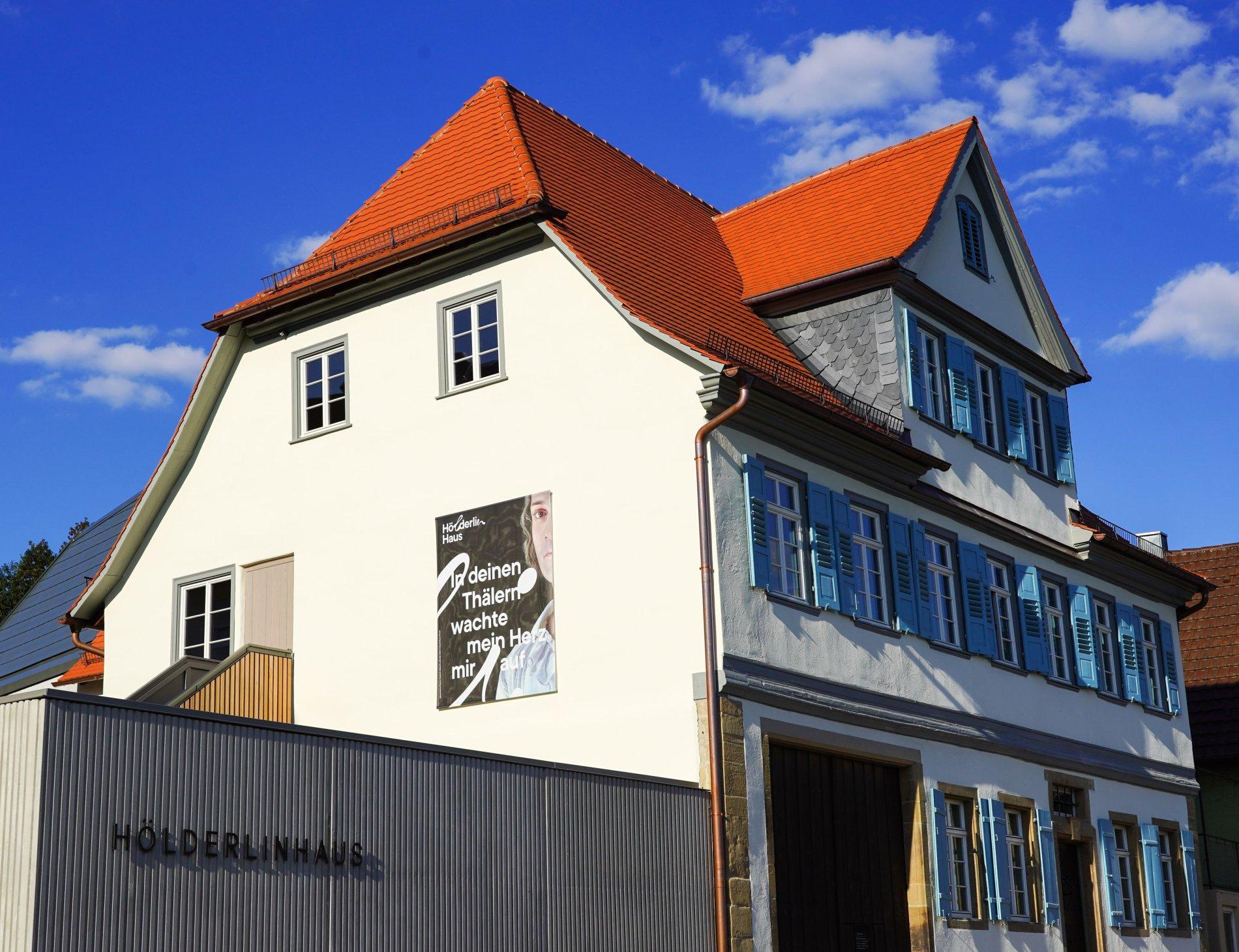 Innenhof Hölderlinhaus Lauffen a.N.