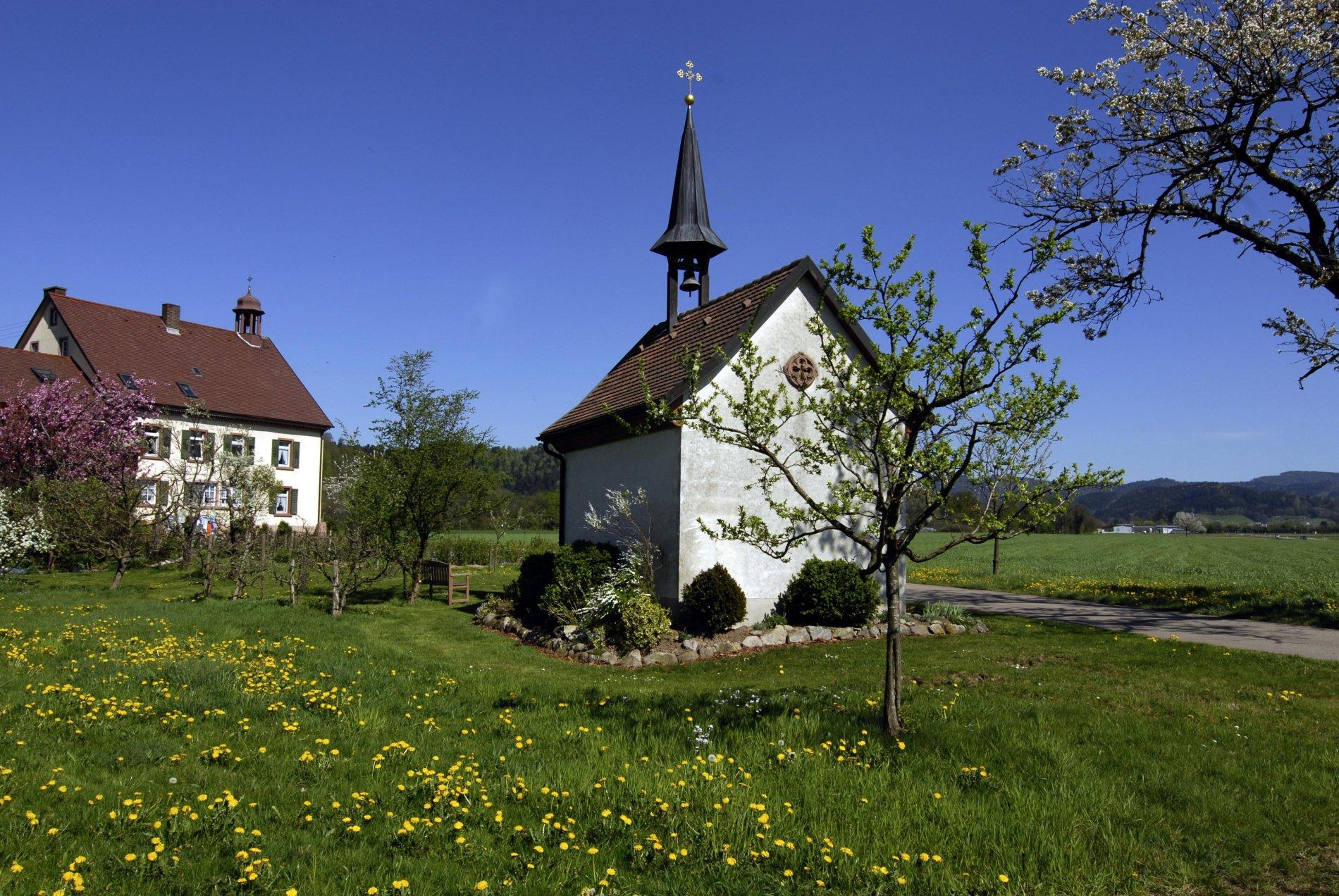 Kapelle, Bauernhof