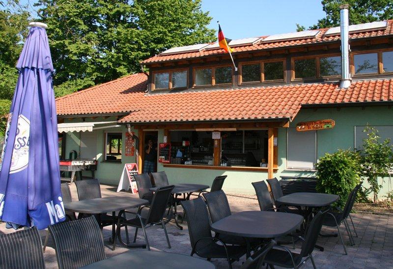 Kiosk Strandbad Horn