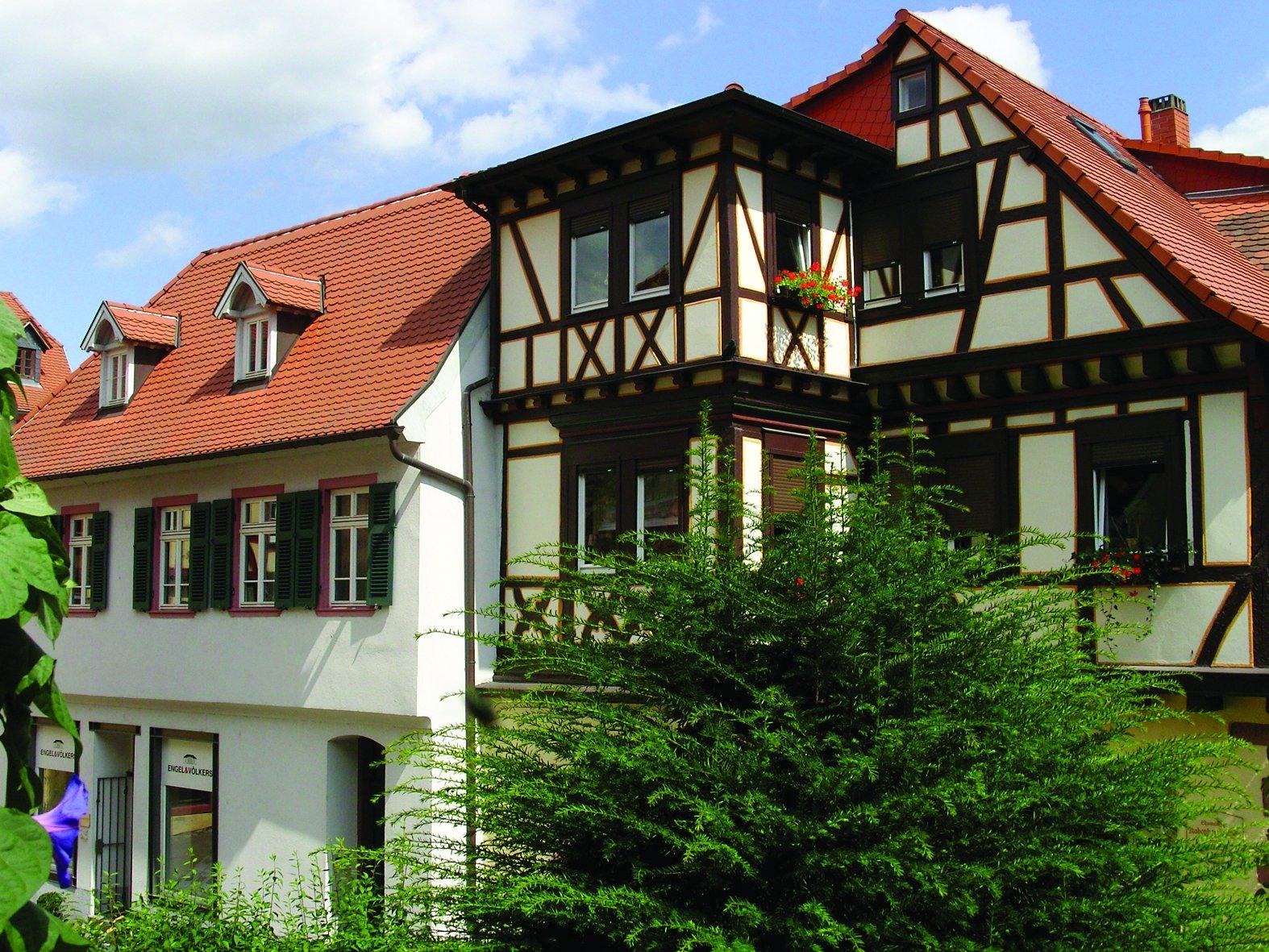 Rabenhauptscher Hof in Weinheim