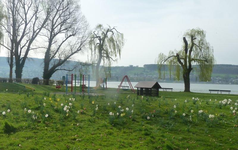 Spielplatz Uferanlage Hemmenhofen
