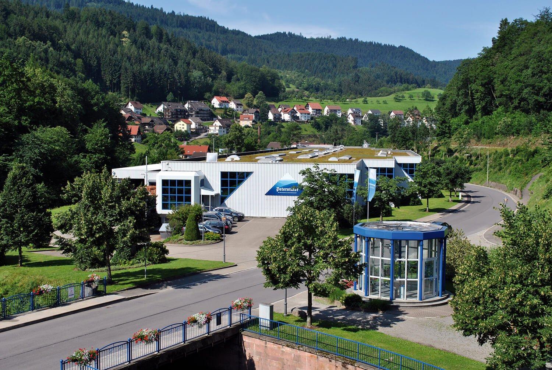 Peterstaler Logistikzentrum in Bad Peterstal