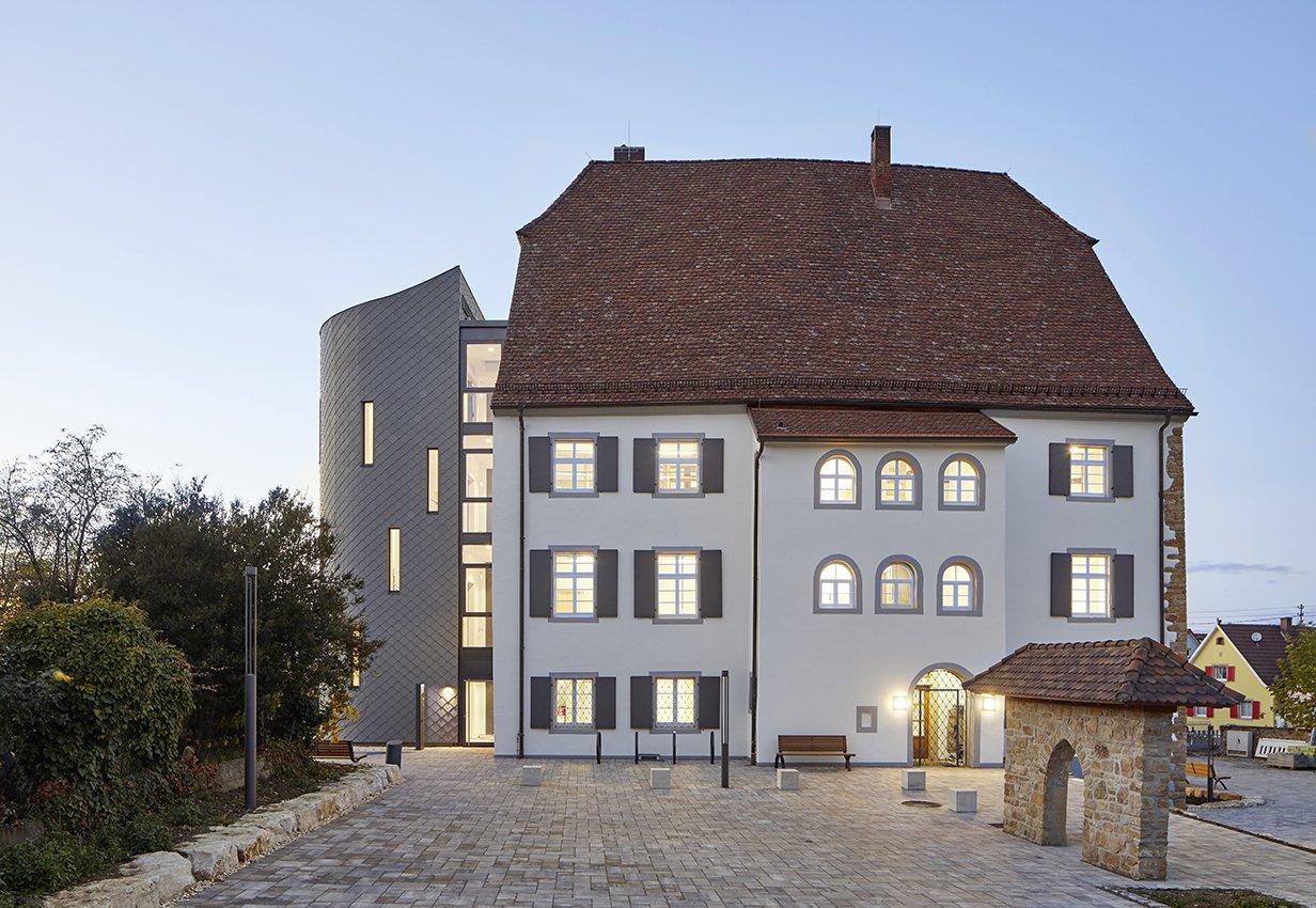 Castell in Eschbach