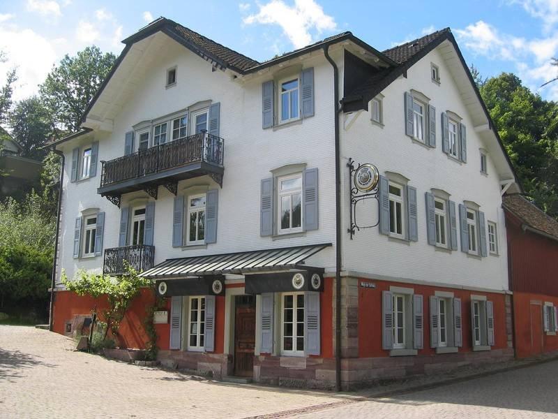 Die Villa Lina