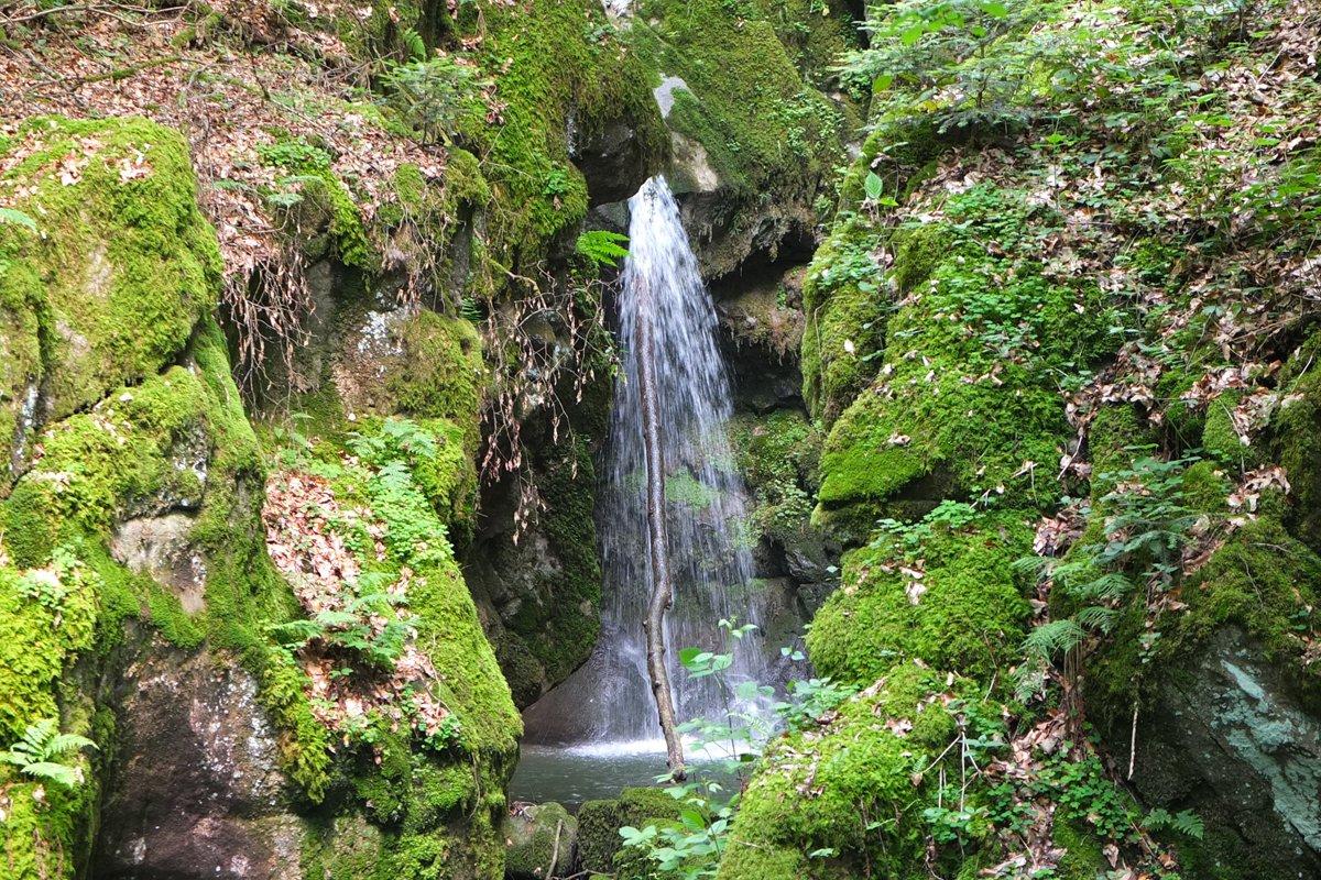 Haselbachwasserfall