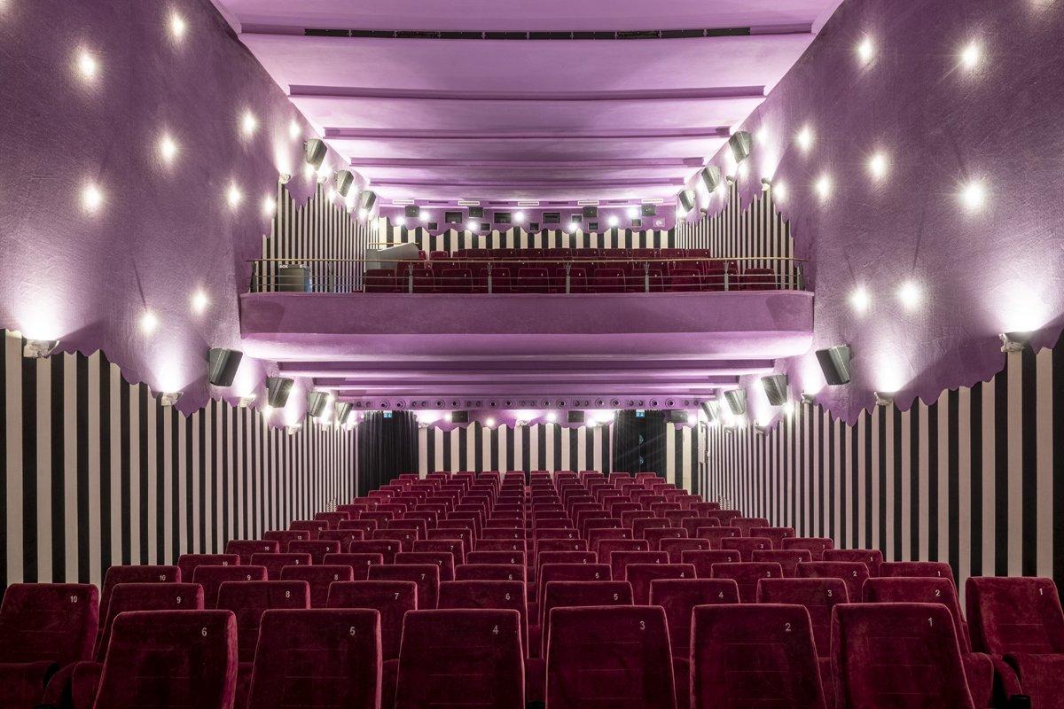 Kino Palace Innen