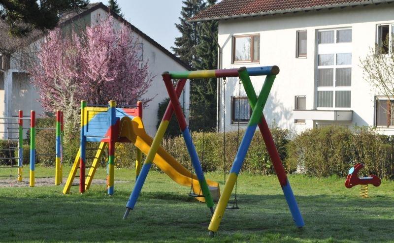 Spielplatz Staadergarten