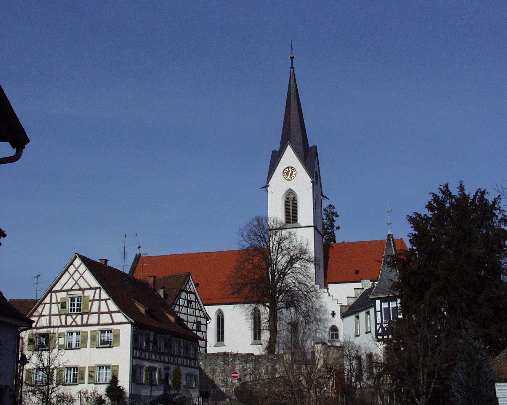Remigiuskirche Steißlingen