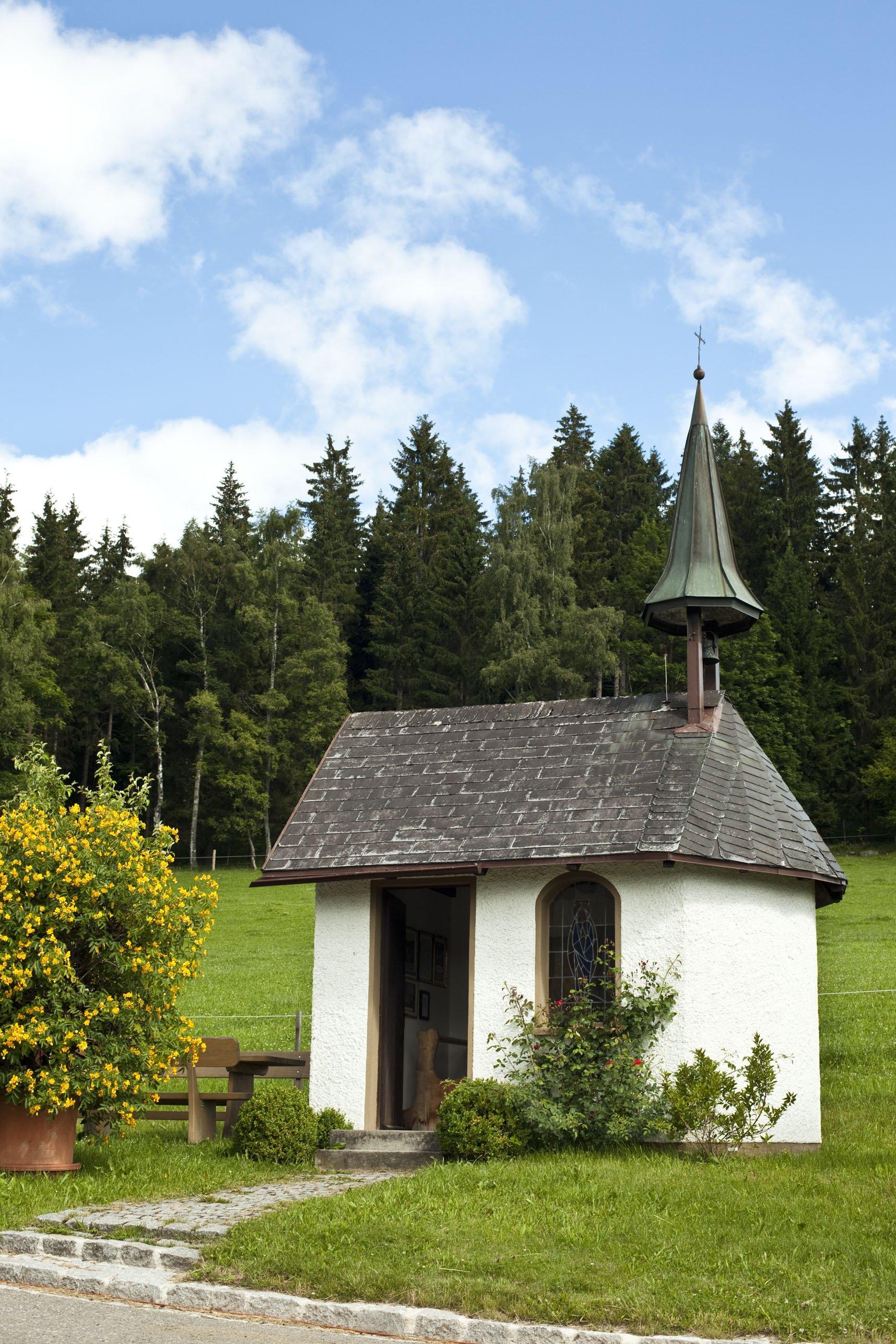 Hofkapelle Weberhof