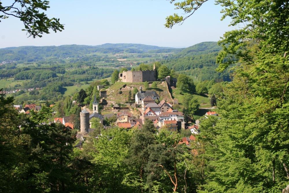 Lindenfels Burg Lindenfels