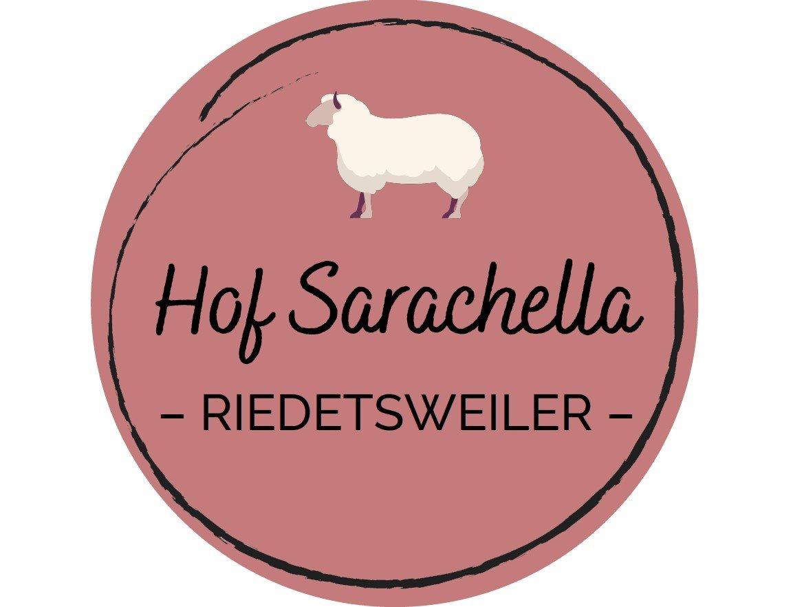 Das Logo vom Hof Sarachella in Riedetsweiler ziert ein Schaf.