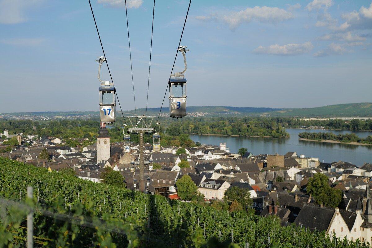 Cable-Car Rüdesheim am Rhein