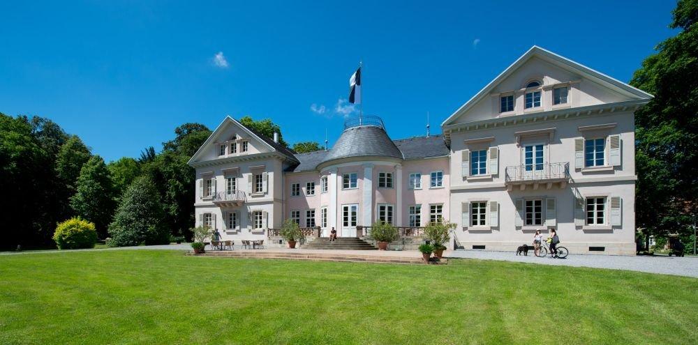 Villa Eugenia im Fürstengarten Hechingen