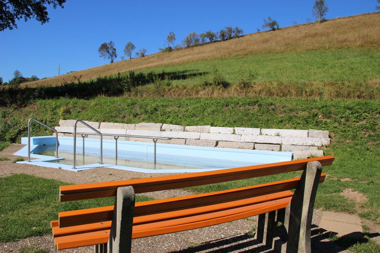 Wassertretstelle Reichenbach