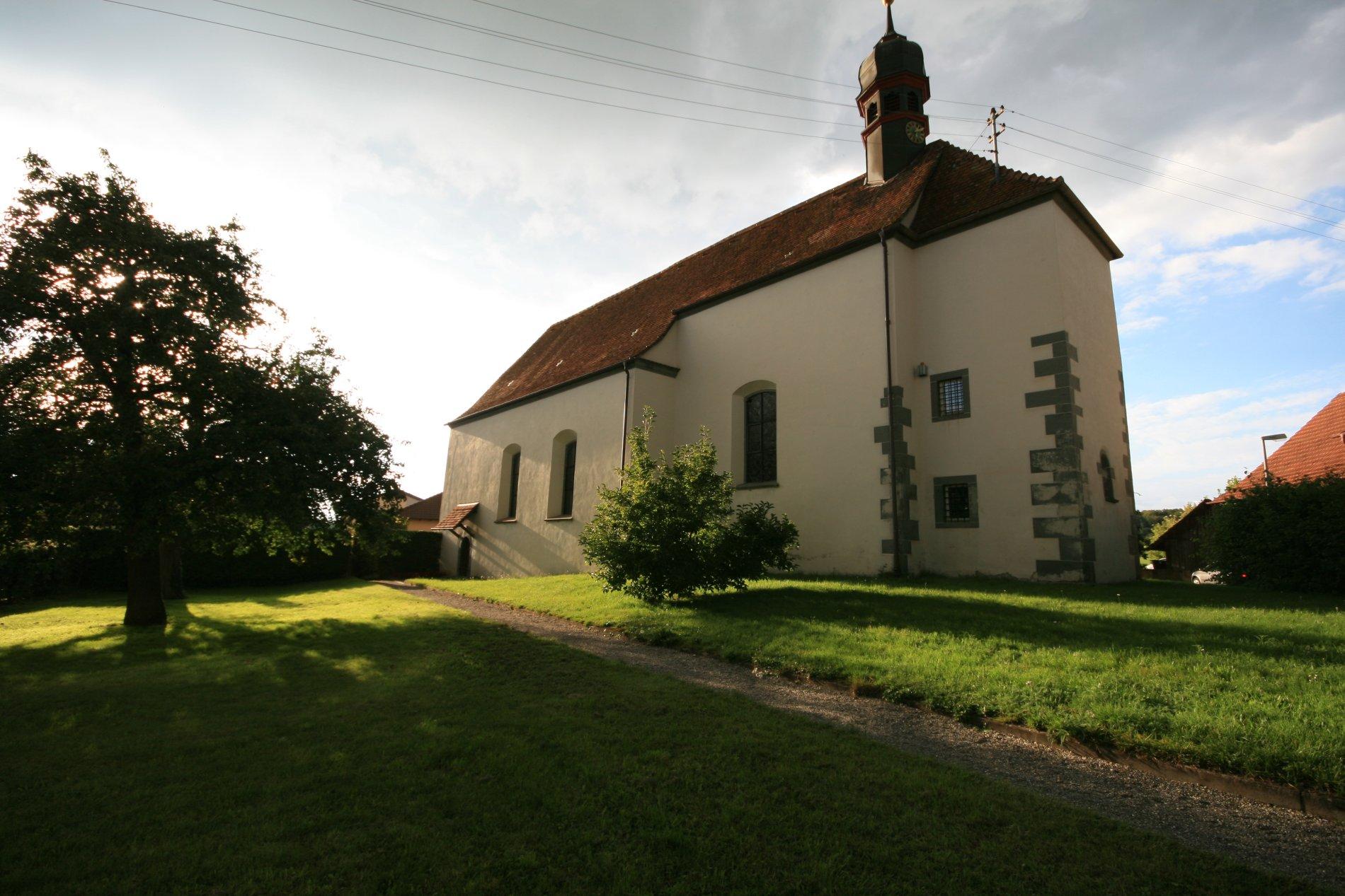 St. Konrads Kapelle Wiechs