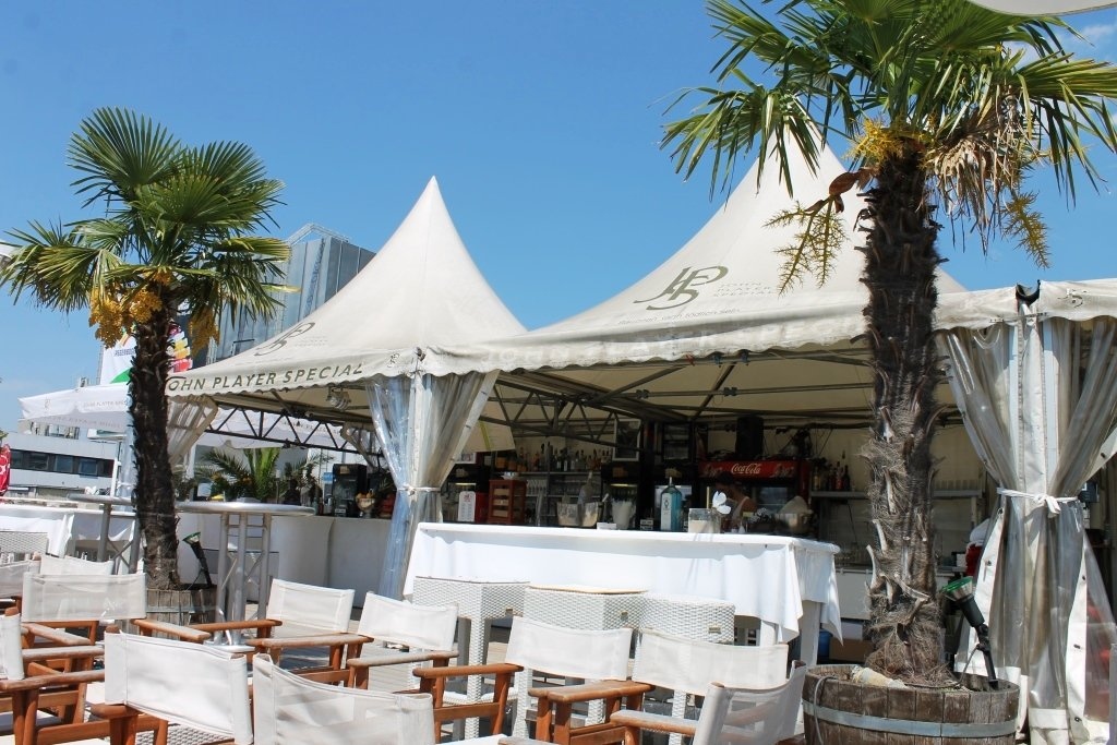Parkdeckzehn Lounge