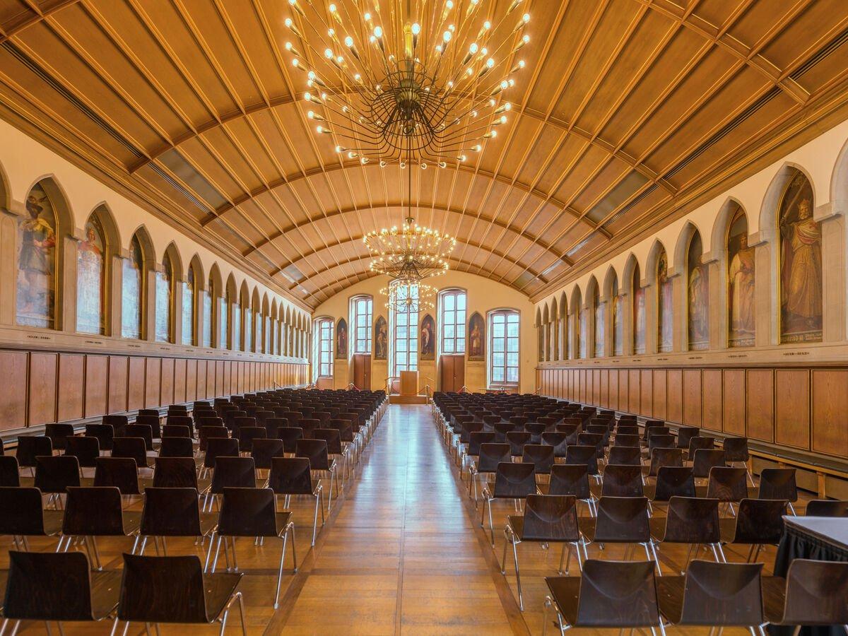 Kaisersaal (Emperors' Hall at the Römer)